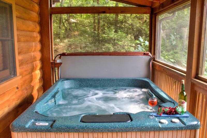 Mountain Dreams 2 Bedroom Cabin Gatlinburg