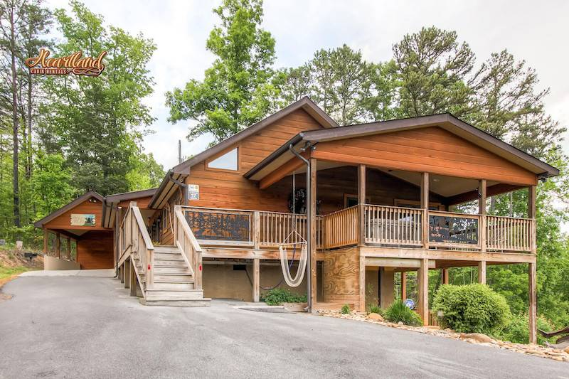 mg week itinerary vacation one cabin cabins gatlinburg honeymoon privacy