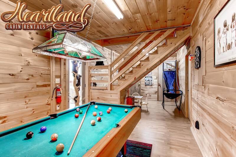 Dolly Bear 1 Bedroom Cabin In Gatlinburg Tn