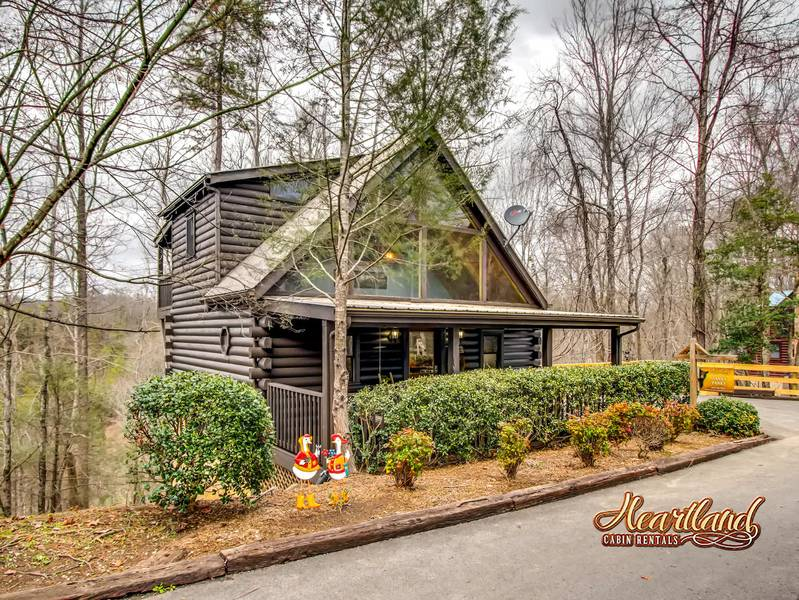 Hanky Panky 1 Bedroom Cabin In Gatlinburg Tn