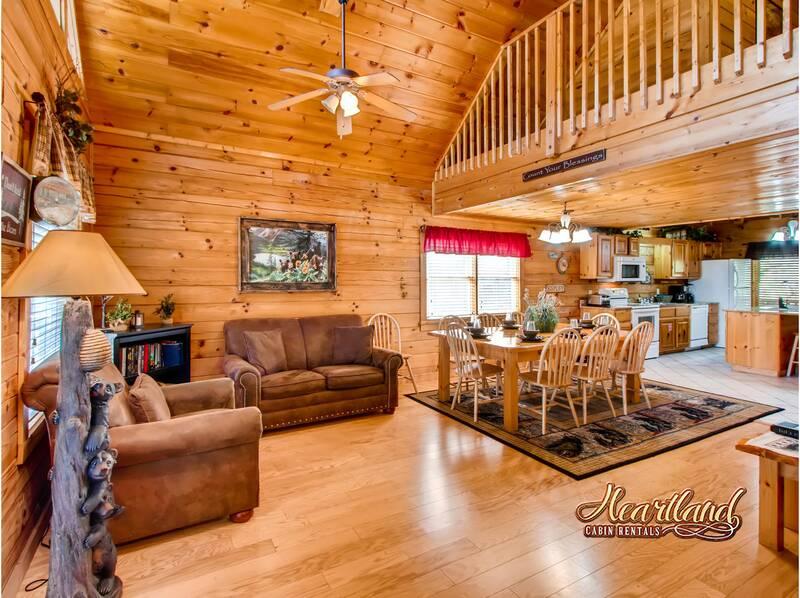 License To Chill 5 Bedroom Cabin In Gatlinburg Tn