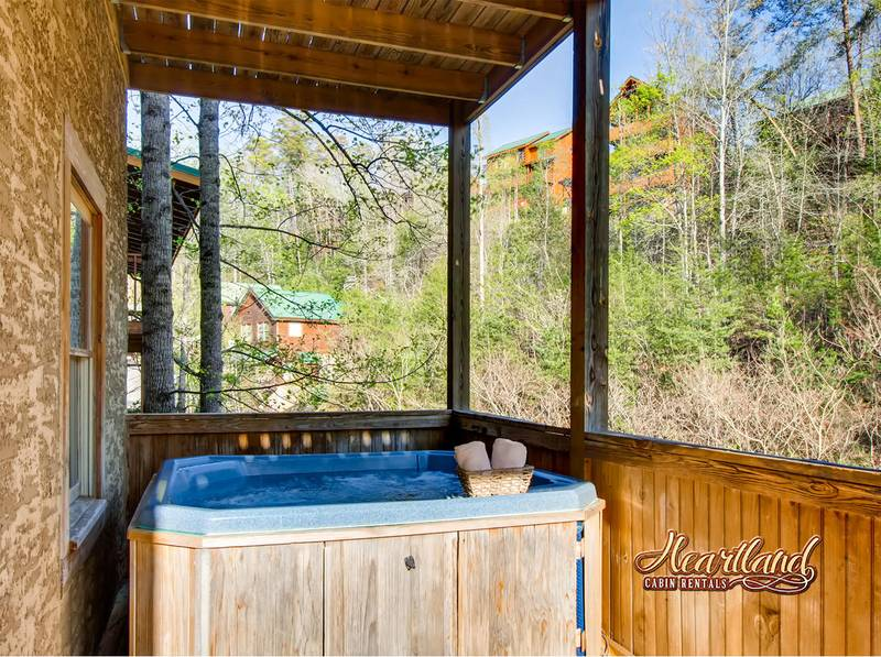 License To Chill 5 Bedroom Cabin In Gatlinburg Tn
