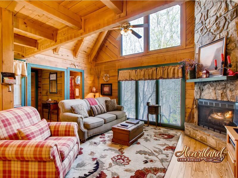 Hidden Treasures 1 Bedroom Cabin In Gatlinburg Tn