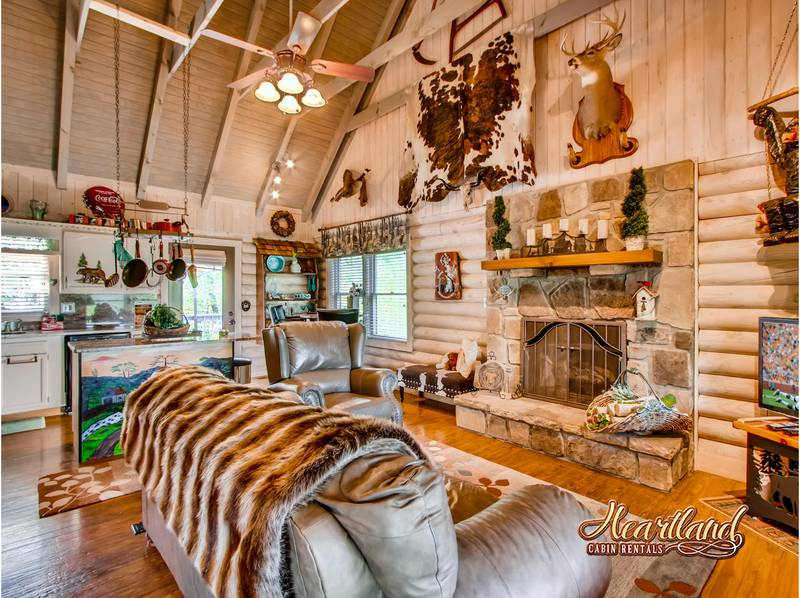 5 Ideal Winter Retreats Gatlinburg Cabins