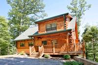 Sweet Dreams: 2 bedroom cabin with mountain views located between Pigeon Forge and Gatlinburg