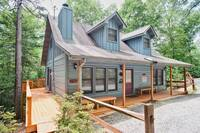 2 bedroom cabin in Pigeon Forge - sleeps 6 - Affordable