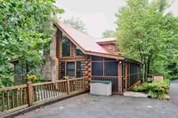 Exterior phot of Barefoot Dreams - 2 Bedroom cabin near Pigeon Forge