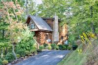 Exterior view of Afternoon Delight - 1 bedroom cabin near Pigeon Forge