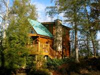 Sticks and Stones - 1 bedroom cabin between Pigeon Forge and Gatlinburg - Sleeps 4