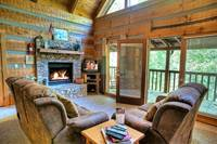 Cozy Mountain Hideaway Cabin Rental