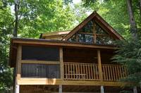 Sticks and Stones - 1 bedroom cabin in Pigeon Forge that sleeps up to 4 people