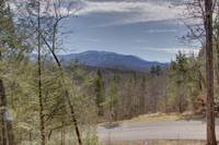 Cabin with a mountain view - 2 bedroom Gatlinburg Cabin rental from Heartland Cabin Renals
