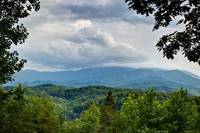 Amazing Views - View of Smoky Mountains from this 2 beroom Gatlinburg cabin rental