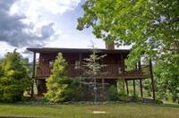 Smoky Trails Honeymoon Cabin in Wears Valley, TN - Heartland Cabin Rentals