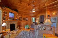 Pet friendly one bedroom cabin in Pigeon Forge