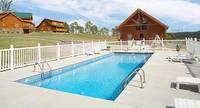 Pigeon Forge Cabin with Swimming Pool Access
