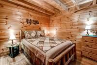 Queen Bed Main Floor