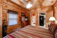 full bath off of guest bedroom