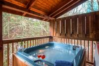 Cabin in Pigeon Forge with Hot Tub