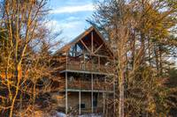 Pigeon Forge Two Bedroom Cabin