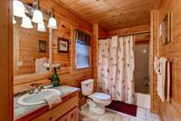 Cabins Guest bathroom
