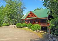 Gristmill Hideaway Cabin Rental
