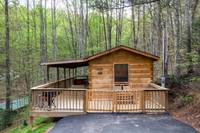 Outside - One bedroom Cabin in Pigeon Forge