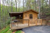 Cabin Fever Cabin Rental in Pigeon Forge