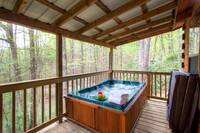 Hot Tub of Cabin Fever