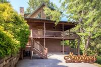 Mountain Serenity - 2 bedroom cabin near Pigeon Forge