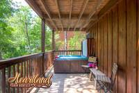 Hot Tub - 1 bedroom Pigeon Forge Cabin