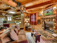Cabin in Gnatty Branch Village near Gatlinburg and Pigeon Forge - Affordable!