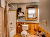 1.5 Bathroom Gatlinburg Cabin Rentals