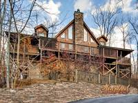 Bear Hug - 4 bedroom in Gatlinburg cabin rental - Sleeps 8