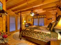 4 bedroom in Gatlinburg cabin rental