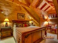 4 bedroom in Gatlinburg cabin rental - Sleeps 8