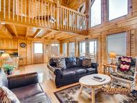 Wonderful amenities in this living room