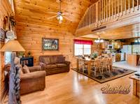 Cabin with Large Family Room