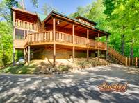2 bedroom cabin near Gatlinburg and Pigeon Forge