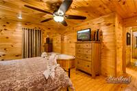 romantic one bedroom cabin Gatlinburg Cabin Rentals