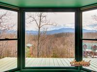 Mountain views of the Great Smoky Mountains