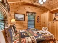 Cabin rental near Pigeon Forge