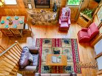 Two Bedroom Cabin in Pigeon Forge - Pet Friendly