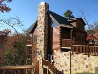 3 bedroom cabin near Pigeon Forge and Gatlinburg