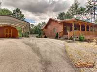 2 bedroom cabin in Pigeon Forge, TN