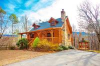 Heaven's Mountain Hideaway Cabin Rental