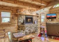 60 in 1 arcade game in Afternoon Delight - 1 bedroom cabin near Pigeon Forge