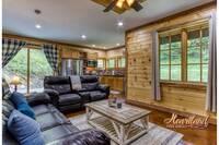 The Creek House Cabin Rental