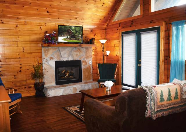 Angel S View 3 Bedroom Pigeon Forge Cabin