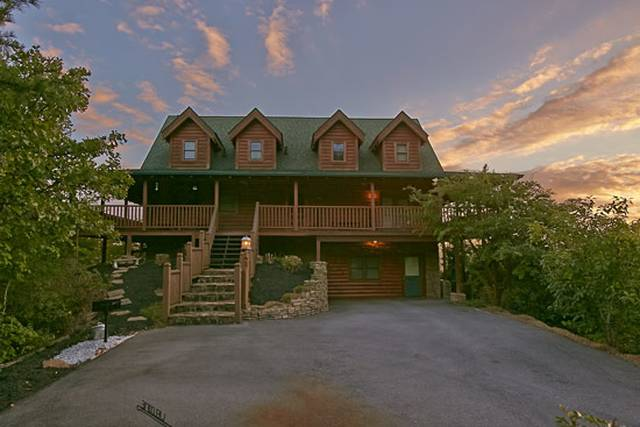 Heaven S Porch 5 Bedroom Pigeon Forge Cabin